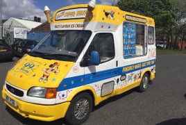 Ice-Cream-Van